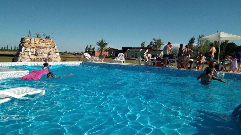 piscina club de campo