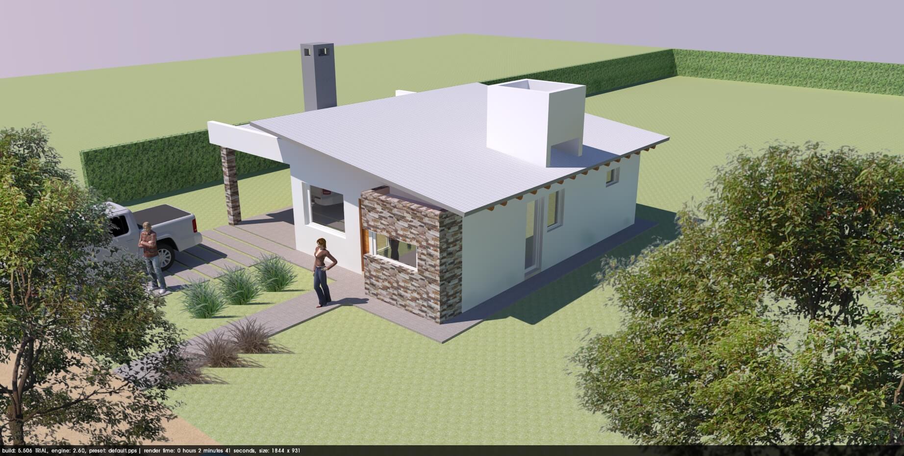 tu casa hecha realidad