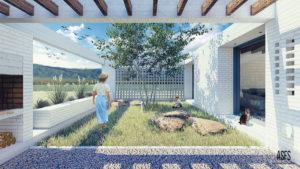 casa diamante sustentable